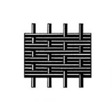 Сетка тканая нержавеющая саржевого плетения ТУ 14-4-167-91