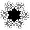 Канат стальной ГОСТ 3077-80 (1)