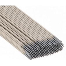 Электроды для чугунов — сплавов с повышенным содержанием углерода — 2,14% или более.